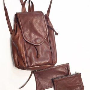 Mowen Leather MiniBackpack